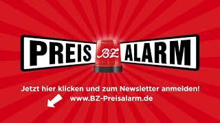 B.Z.-Preisalarm - Jetzt Newsletter abonnieren und kein Angebot mehr verpassen!