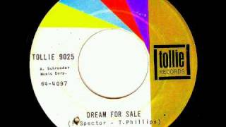 Joey Paige - DREAM FOR SALE  (Gold Star Studio)  (1965)