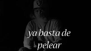 Gambar cover Video Oficial  YA BASTA DE PELEAR  Watzon  Los vagos de jacas MIELODIAS EN EL BEAT