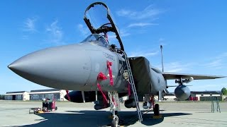F-15 Eagle Maintainers At Work