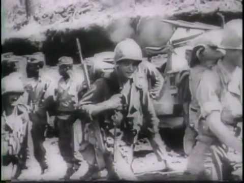 Allied Armies In Burma Battle Japanese On Wide Front (1944)
