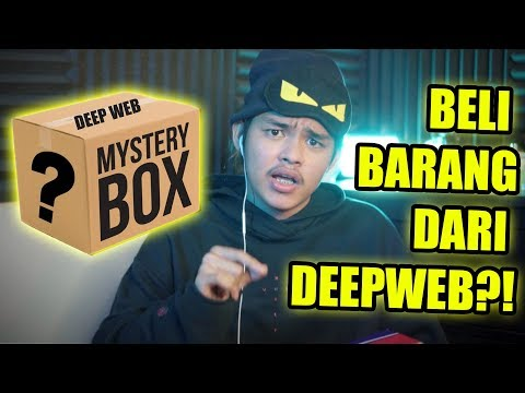 BELI BARANG DARI DEEPWEB BUAT DI UNBOXING??!!*parody*