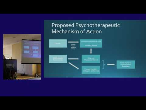 Emily Williams: Psychoanalytic Themes & Therapeutic Alliance in MDMA-Assisted Psychotherapy
