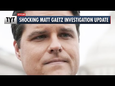 SHOCKING Matt Gaetz Investigation Developments