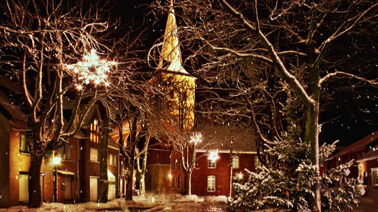 Weihnachtslied - Süßer die Glocken nie klingen - Markus Göttler ...