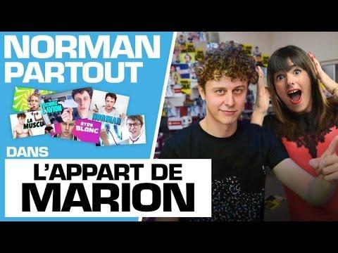 L'appart de Marion envahi par Norman ! - Marion et Anne-So