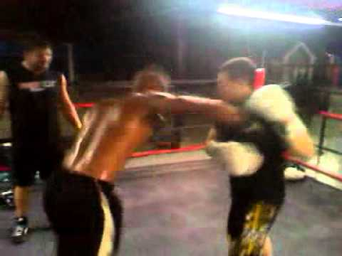 quentin a punch that will break bones part 1