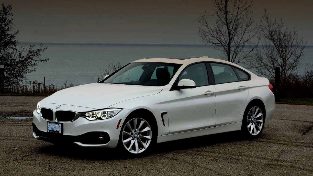 2015 bmw 428i xdrive gran coupe - review