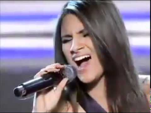 Idolos 2011 Hellen Caroline Um Anjo Veio Me Falar Top 03