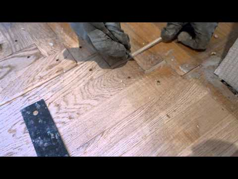 видео: Восстановление паркета (капитальный ремонт паркета)