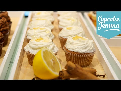 Generate Winter Warmer Hot Toddy Cupcakes | Cupcake Jemma Images
