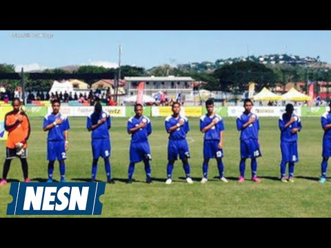 Micronesian Soccer Team Suffers 46-0 Loss
