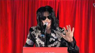 Michael Jackson London Press Conference