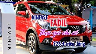 Giá thực tế của VINFAST Fadil chỉ là 226,4 triệu đồng | Thị trường ô tô xe máy
