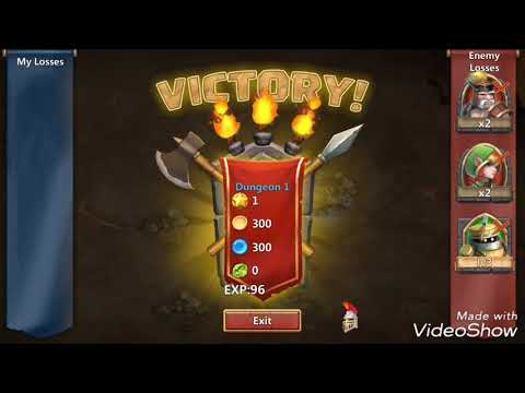 Castle Clash Heroes Of The Empire US Android Gameplay