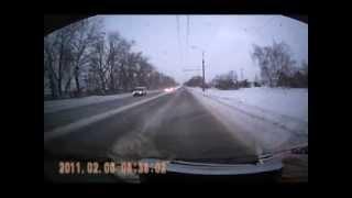 Авария газель Саранск(, 2014-02-07T13:03:55.000Z)