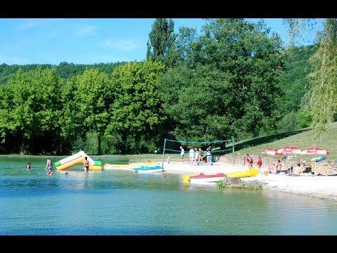 Camping dordogne avec lac trampoline toboggans flottants - Camping lac aiguebelette avec piscine ...