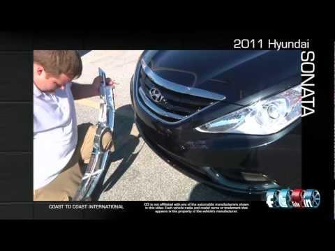 2011 Hyundai Sonata - Black
