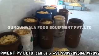 Automatic Potato And Banana Chips Making Machine GUNGUNWALA  -09909789504,09978920568, 9909720566
