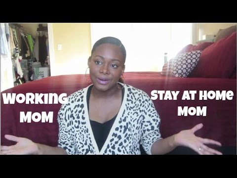 Stay at Home Mom vs. Working Mom (My Experience)