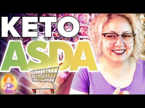 asda-keto-diet-for-beginners-?-alcohol-+-ice-cream-+-ketone-breathalyzer-grocery-haul-2019