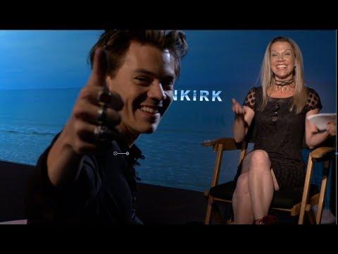 Harry Styles & Fionn Whitehead talk about the new movie Dunkirk (legendas em português)