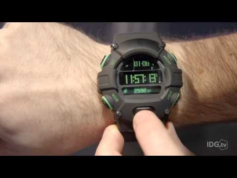Razer Nabu Watch hands-on review: Smartwatch has two ...