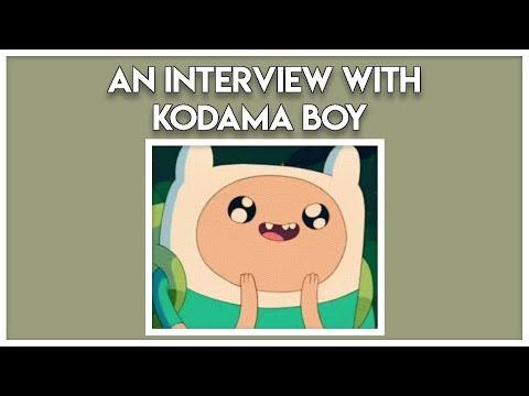 An Interview With Kodama Boy