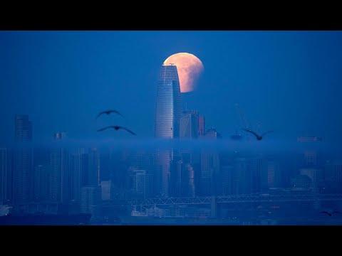 القمر العملاق يضيء سماء دول العالم  - نشر قبل 4 ساعة