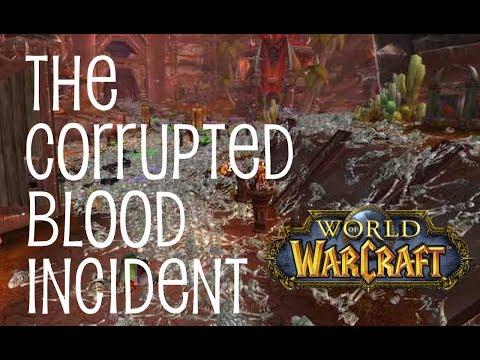 World Of Warcraft - The Corrupted Blood Incident
