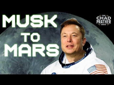 Musk to Mars   Ep 372