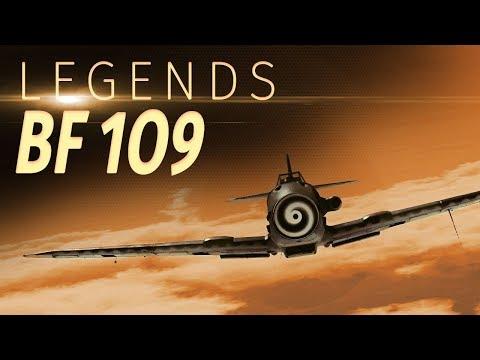 Legends: Bf 109 / War Thunder