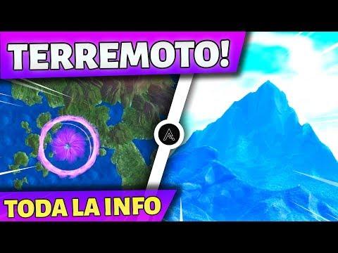 🔥 ¿1er Temblor? Nuevos Detalles Del Evento Del Terremoto - Fortnite Temporada 8 thumbnail