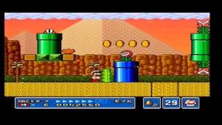 Super Mario Bros 2 Mega Mario X Director's Play