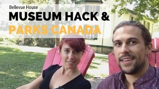 Museum Hack & Parks Canada - The Bellevue House Museum