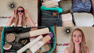 What I Am Packing For Europe | Carry On, Purse + Checked Bag Thumbnail