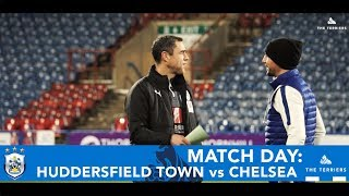 MATCH DAY: Huddersfield Town vs Chelsea