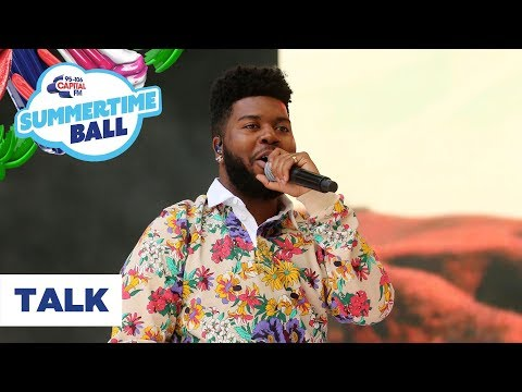 Khalid – 'Talk' | Live At Capital's Summertime Ball 2019