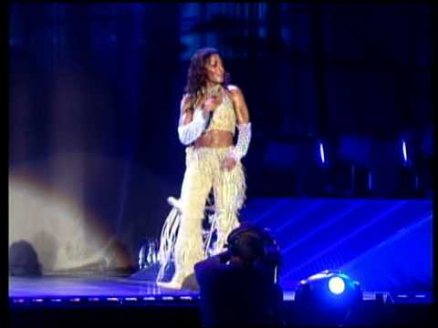 Janet Jackson - Love Will Never Do (Without You) (LIVE All For You Tour, Hawaii)