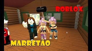 ROBLOX-Ana & Bela, Marretão is the beast! Part 14
