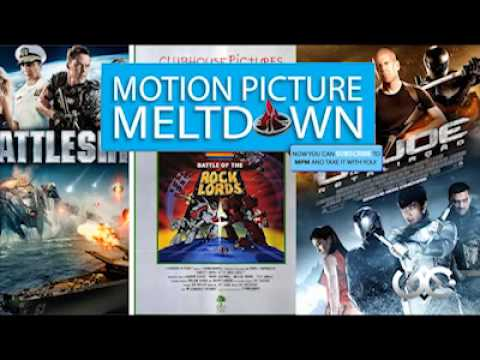 Motion Picture Meltdown Eps 110 - Let The Games Begin!