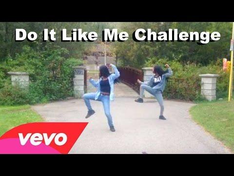 BET YOU CAN'T DO IT LIKE ME CHALLENGE - @ IamDlow Dance Cover Twin Version #DoItLikeMeChallenge