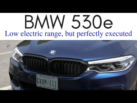 2019 BMW 530e | Perfect except for low range