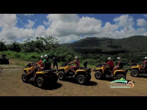 ATV ADVENTURE  - Carabalí Rainforest Adventure Park