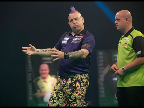 "Peter Wright on 8-1 rout of MVG: ""Michael was nowhere near his game but I took advantage of it."""