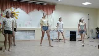"Самый лёгкий танец ""не танцуй"" опен кидс😎"