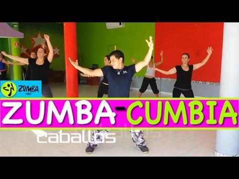 Zumba Cumbia   {Dance}   Caballos Del Norte   video