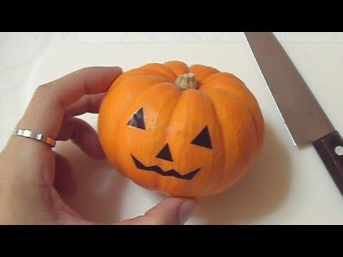 You can not eat 🎃 Fake Cooking - Inedible Ornamental Halloween Pumpkin