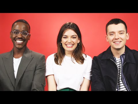 """The Cast Of """"Sex Education"""" Finds Out Which Characters They Really Are"""