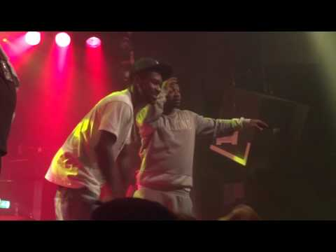 Obie Trice - Shit Hits The Fan (Live @ Melkweg Amsterdam) (13-10-2016)